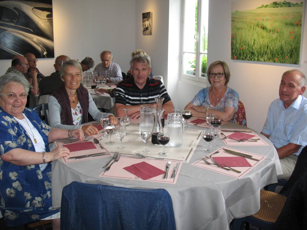 Repas Giverny