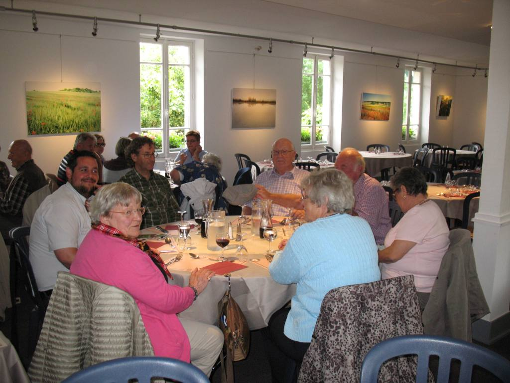 Repas Giverny 2